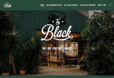 The Black Collingwood